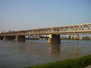 Alte Brücke in Bratislava