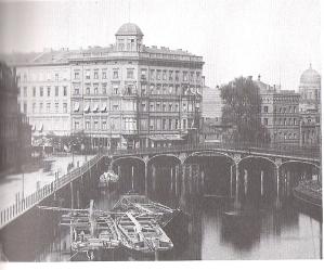 Historische Weidendammer Brücke