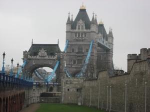 Tower bridge einmal anders (danke Charly!)