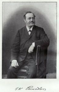 Johann Wilhelm Schwedler, gefunden bei Wikipedia (copyright expired, public domain)
