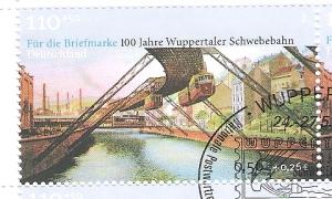 100 Jahre Wuppertaler Schwebebahn
