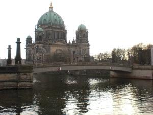 Friedrichsbrücke am Berliner Dom