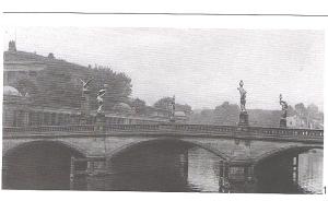 Friedrichsbrücke vor 1945