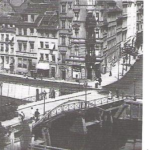 Katalog Berliner Brücken 1991, k.A. zum Fotografen