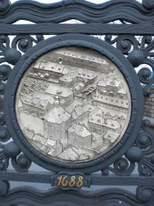 Stadtansicht 1688