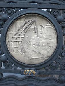 1774 Handel an der Spree