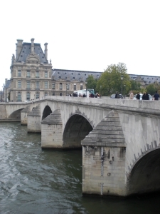 Pont Royal von Südwest