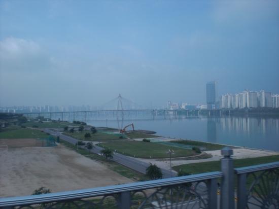 Olympiabrücke in Seoul