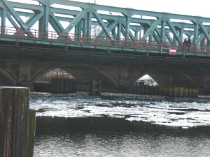 Die Behelfsbrücken