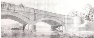 Glienicker Brücke von Schinkel