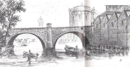 Mauerwerksbogen 1882