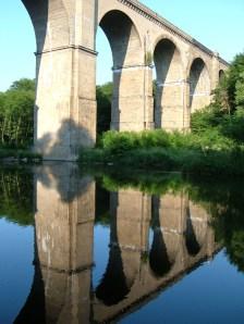 Viadukt über die Lausitzer Neiße Quelle: K.OE