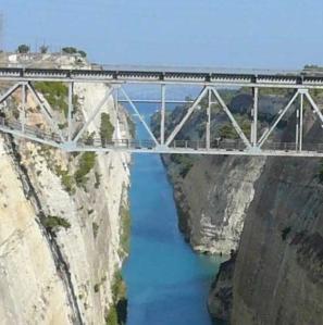 Die beiden westlichen Brücken