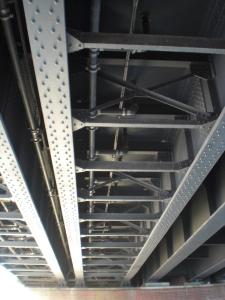 Genietete S-Bahnbrücken...