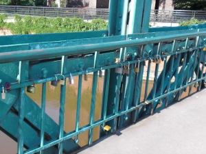 """Liebesschwur eingeschlossen: Tumskibrücke als """"Brücke der Verliebten"""""""
