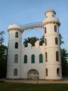 Friedrich Wilhelm II von Preussens Spielwiese: Das Schloss auf der Berliner Pfaueninsel