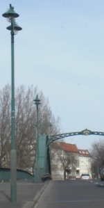 Stubenrauchbrücke: linke Fahrbahn