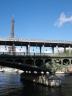 Pont de Bir Harkeim mit Eiffelturm