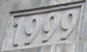 Baujahr der Richtungsfahrbahn N --> S: 1999