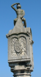 Bruckmandl (Brückenmännchen)
