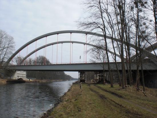 Üderseebrücke im Zuge der BAB 11 (Berlin-Prenzlau)