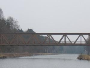 Parallelgurt-Fachwerkbrücke östlich der Üderseebrücke