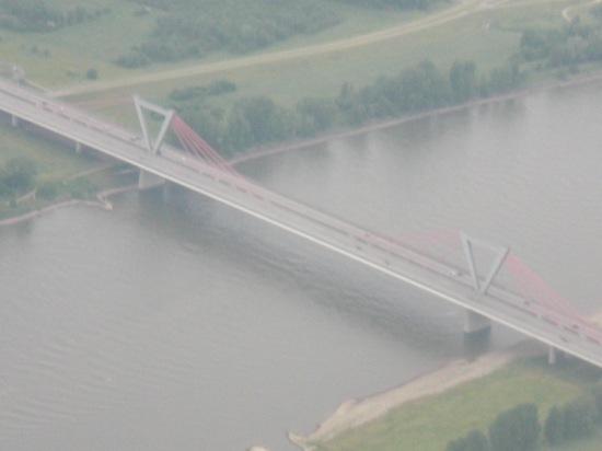 BAB44 Flughafenbrücke Düsseldorf