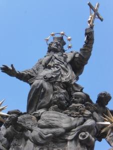 Denkmal Nepomuks von 1731