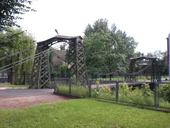 Älteste Kettenbrücke von 1827