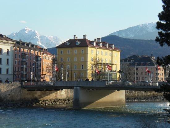 Alte Innbrücke: Ansicht