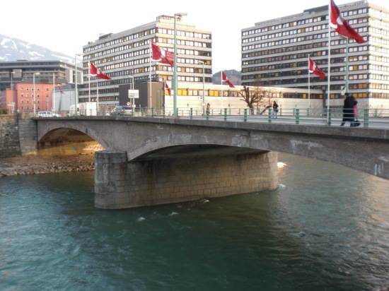 Innsbruck-Universitätsbrücke