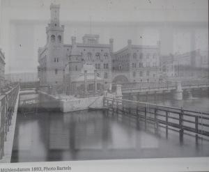 Mühlendamm 1893