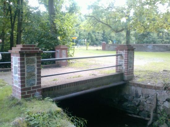 Ansicht Mühlengrabenbrücke