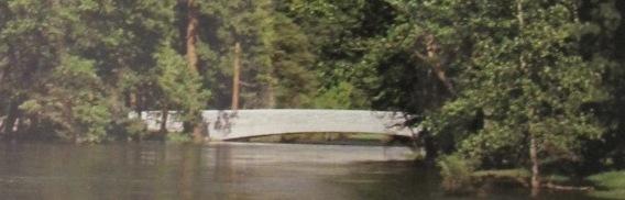 Die Yosemite-Brücke ohne Namen?