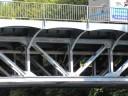 Mittelfeld der Bäkebrücke