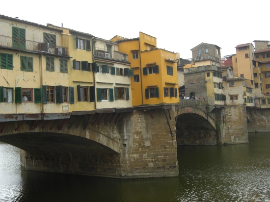Ponte-Vecchio-Ansicht