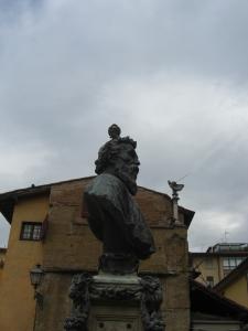 Ponte Vecchio: Denkmal