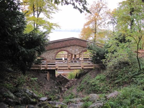 Teufelsbrücke im Glienicker Park