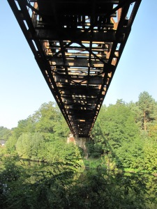ponton-Friedhofsbahn