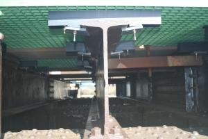 Ravenglassviadukt: Klemmverbindung