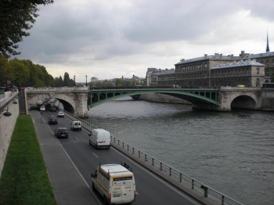 Pont de Notre dame Nord