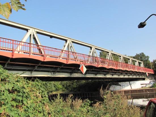 Baumschulenbrücke