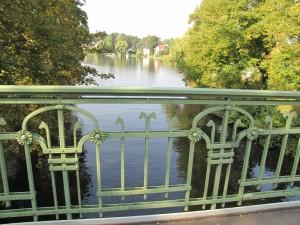 Blick von der Alsenbrücke