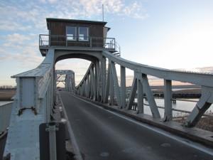 Meiningenbrücke-Drehbrücke