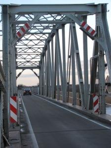 Meiningenbrücke über den Meiningenstrom