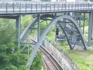 Ponton-Gleis-Bornholmer-Schönhauser