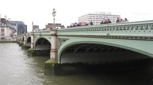 Westminster Bridge-vom Westminster Ufer