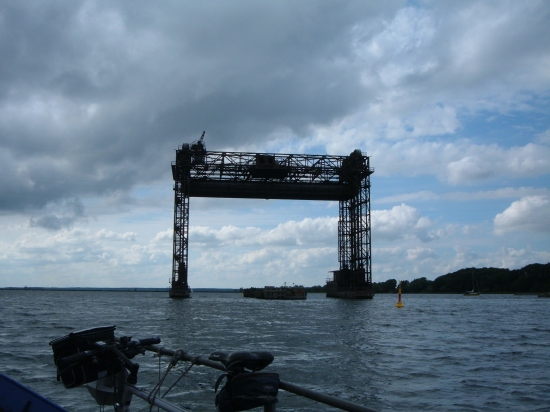 Karnin Hubbrücke