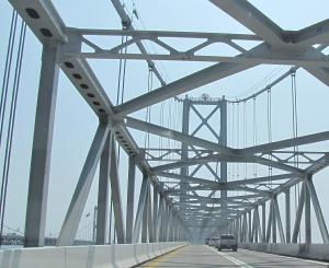 Pylon der Südbrücke