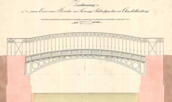 Zeichnung von 1806 aus der Risssammlung des Oberbergamtes Breslau